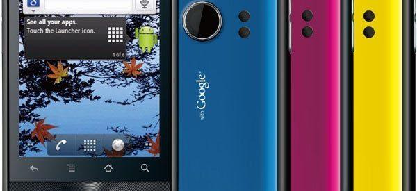 Google Huawei-IDEOS