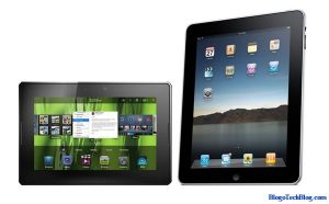 BlackBerry PlayBook Vs Apple iPad2