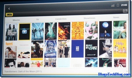 BlackBerry PlayBook Android Apps