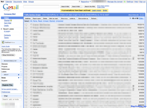 Google Apps Email Hacked