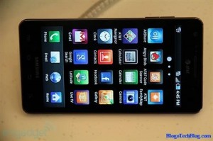 Samsung Infuse 4G Android 2.2 Froyo