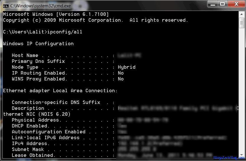 Command-Line-Interface