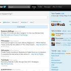 View Twitter In PowerPoint Presentation