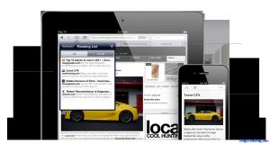 iOS 5 features safari