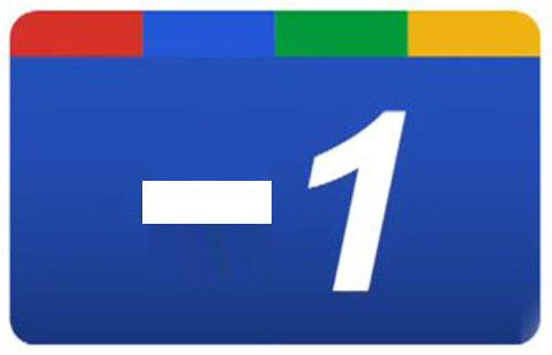 Minus of Google Plus One
