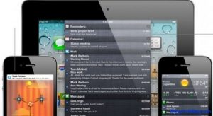 iOS 5 notification centre