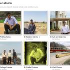 Albums on Google+