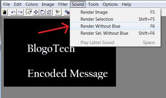 Encoded Message