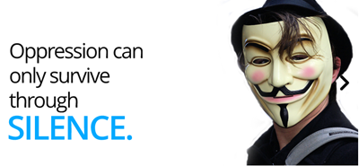 Anonymous Kill Facebook November 5