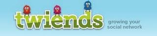 twiends.com - logo