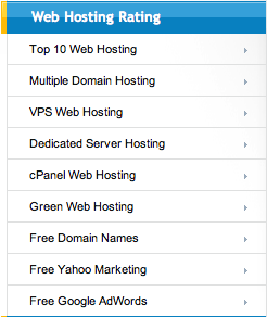 WebHosting-awards