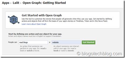 Open Graph  Getting Started   Facebook Developers