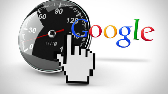 use google page speed service