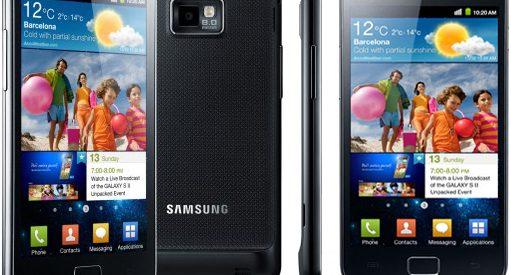 XXLPJ on Samsung Galaxy S2