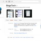 BlogoTech on Google+