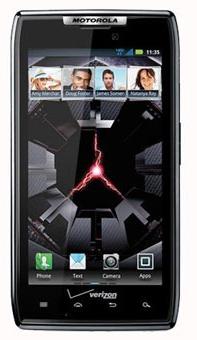 Restore Motorola Droid RAZR to Stock Configuration