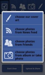 Create Facebook Timeline Cover Photos