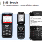Google SMS Search for your phone
