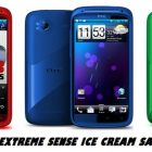 Install Ice Cream Sandwich on HTC Sensation