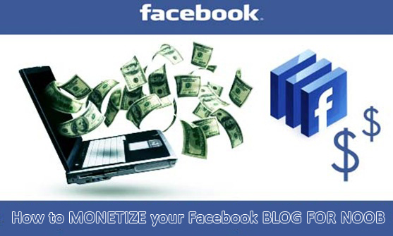 make money online on facebook