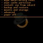 Install ClockworkMod Recovery on Samsung Galaxy R