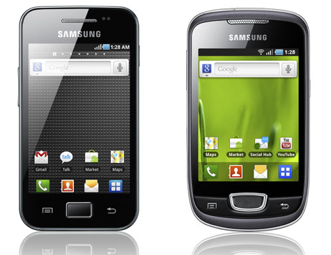 HOW TO Root Samsung Galaxy Pop S5570 On Android 2.3.6
