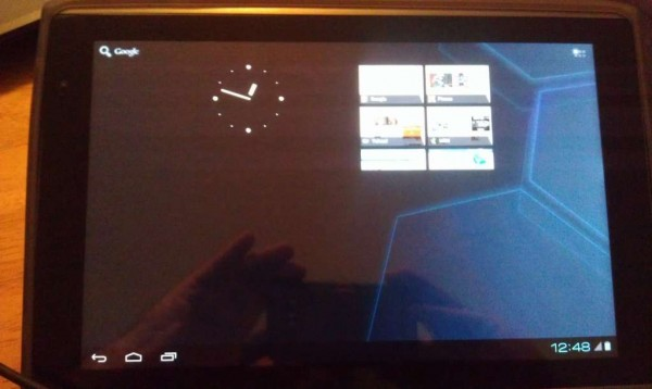 Android 4.0.3 Ice Cream Sandwich for Iconia Tab A500