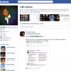 Get back old facebook profile
