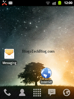 Install Infected Custom ROM on Samsung Galaxy Y