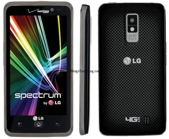 Root LG Spectrum