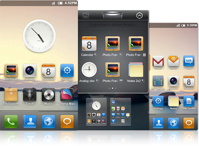 MIUI on Micromax A60