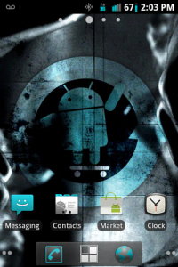 Cyanogenmod on Galaxy Precedent