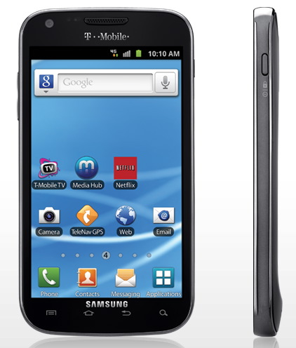 ICS on T-Mobile Galaxy S2