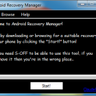 Custom Recovery on HTC Sensation XE