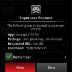 Root Sony Xperia devices on ICS