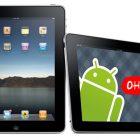 Android vs iPad