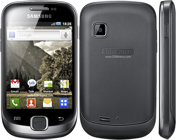 Install Ice Cream Sandwich on Samsung Galaxy Fit S5670