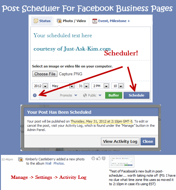 Facebook-Pages-Scheduled-Posts