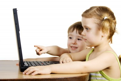 Babysiting and blogging