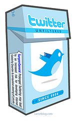Twitter logo unfiltered