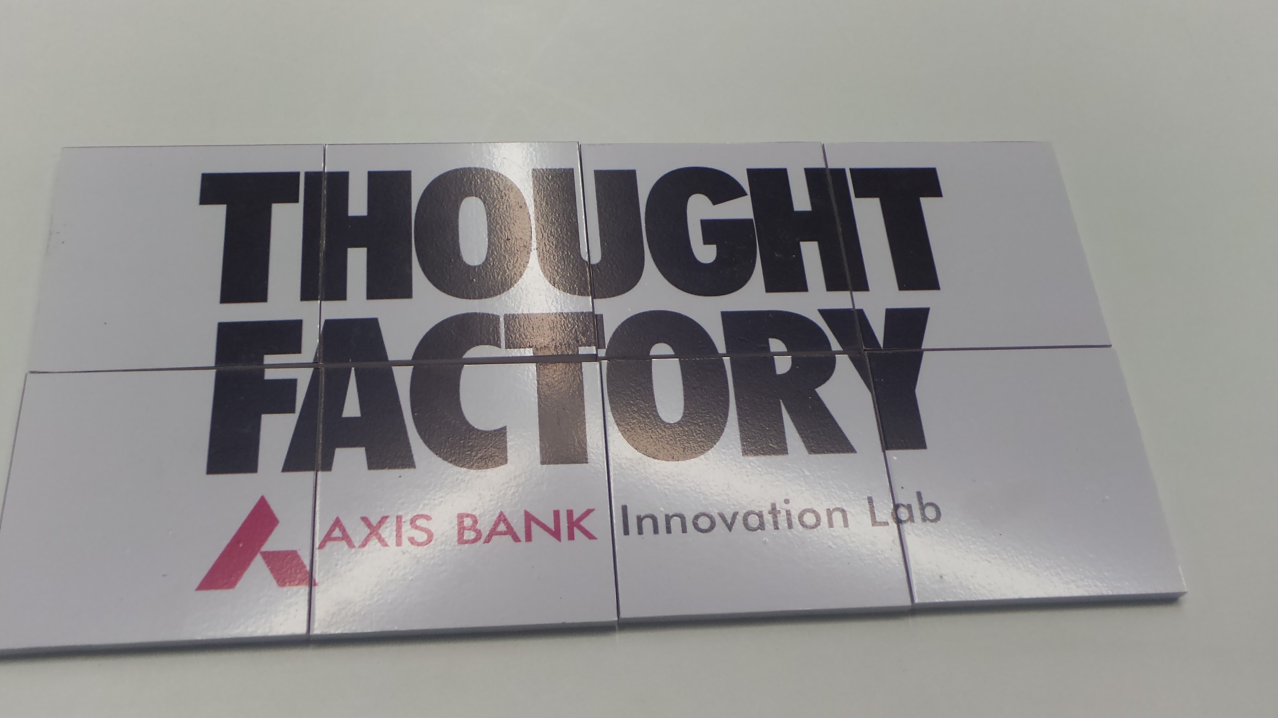 Axis Bank ThoughtFactory