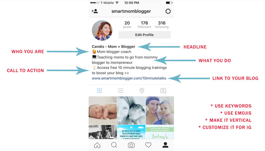 instagram-bio-blogotech